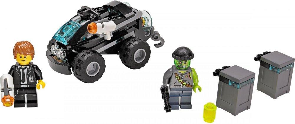 LEGO Agents Pobřežní nájezd
