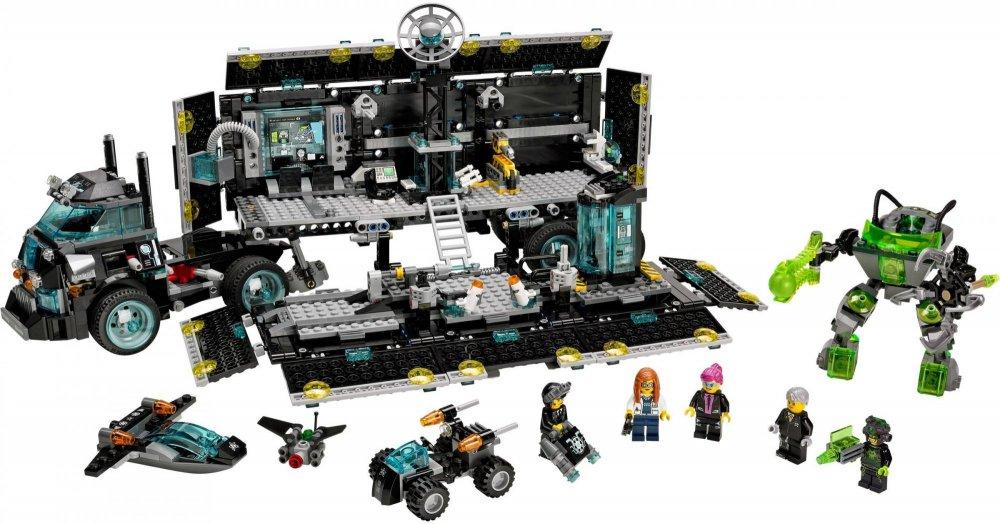 LEGO Agents Centrála ultra agentů misí