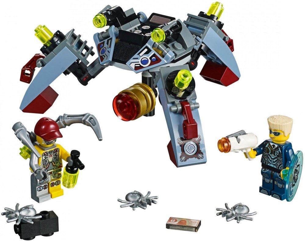 LEGO Agents Nájezd Spyclopse