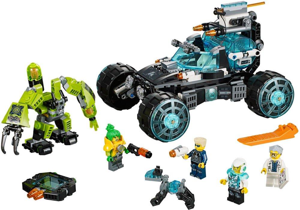LEGO Agents Hlídka tajných agentů